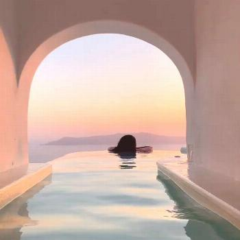 48+ Beautiful Places Travel Packing drawing lists Greece is a amazing travel destination with Santo