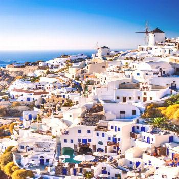 Greece Travel Guide to Greece! Find out more about transportation, hotels and excursions.