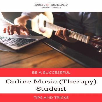 How to Be a Successful Online Music Therapy Student  In light of many academic programs converting