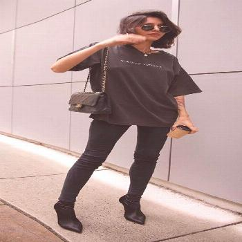 Style Muse: Pepamack  - Outfit: casual style -  If you know the definition of effortless, you will