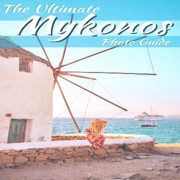 The Windmills of Kato Milli - The Most Instagrammable Places in Mykonos The Ultimate Mykonos Photo