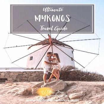 Ultimate Mykonos Travel Guide: Idyllically Greek Mykonos is famous for its idyllic town, but there