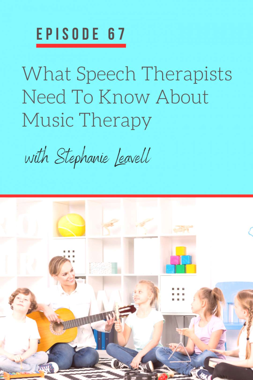 Did you know that music can promote speech and language skills? Tune in to learn about how music th