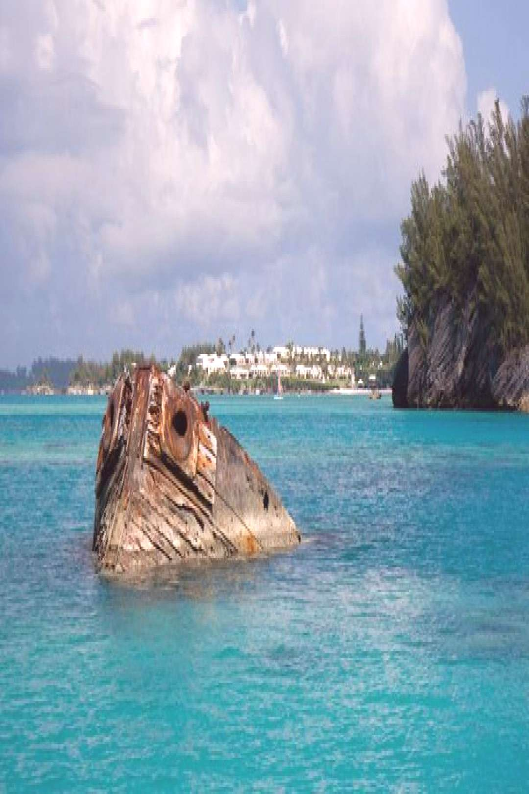 The Bermuda Triangle is infamous for making everything from cargo ships to airplanes disappear. The