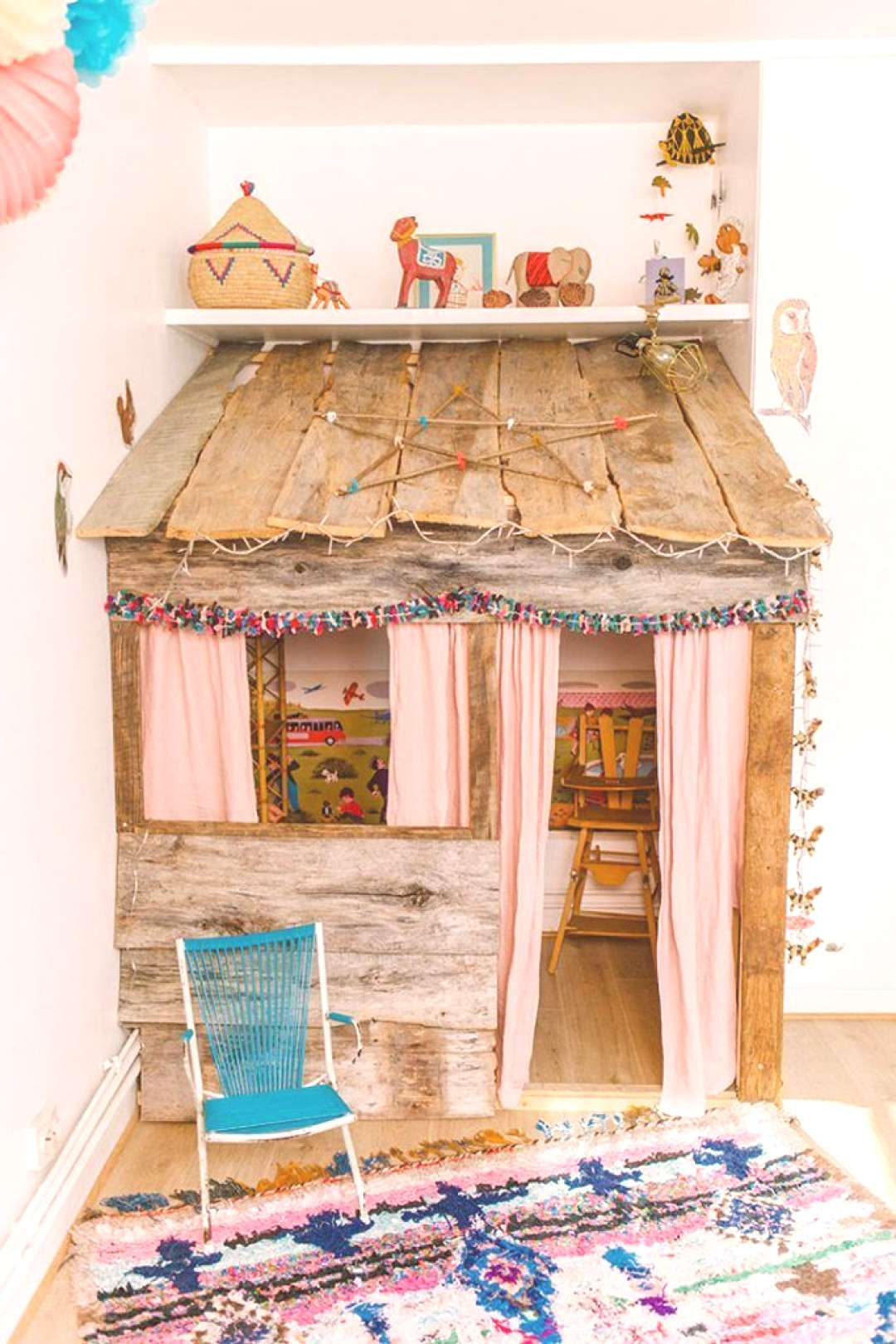 What's your of an awesome Creative Space for your kids? Sharing some amazing and imaginative Crea